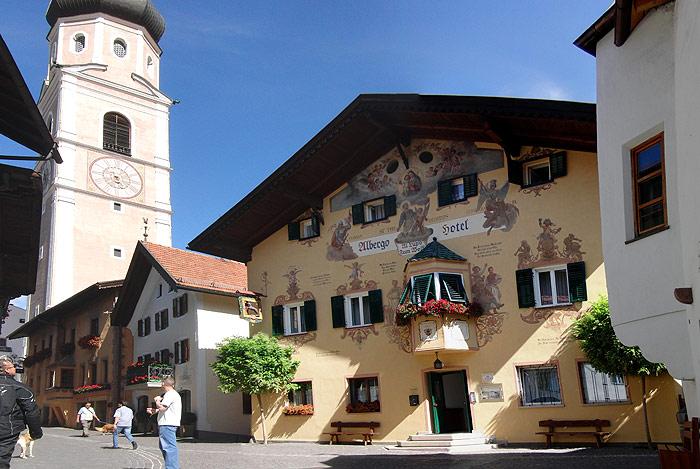 Hotel A Castelrotto Italia